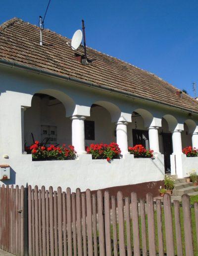 A múlt század elején épült Hoffmann ház