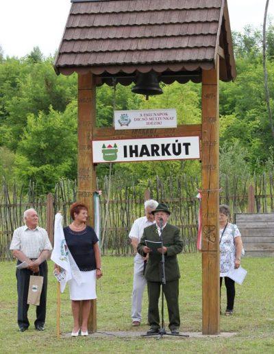 Iharkúti falutalálkozón