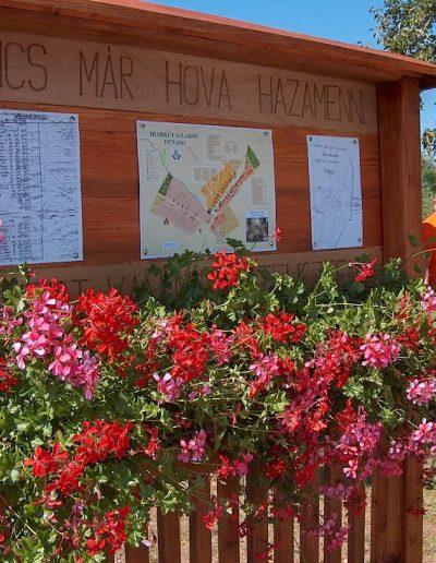 Iharkúti emlékpark: Nincs már hová hazamenni