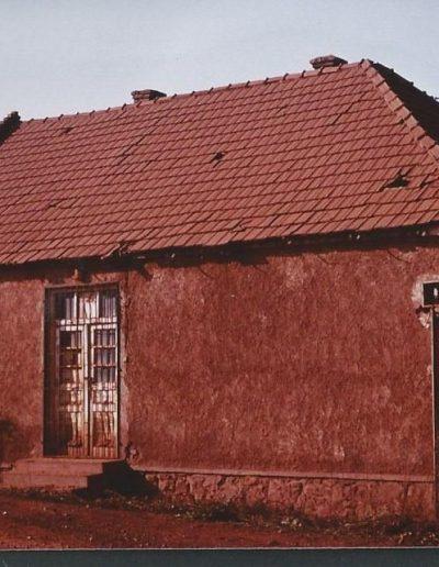 Egy megmaradt épület