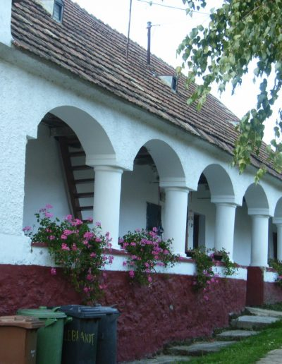 Weibl-Hellebrandt ház