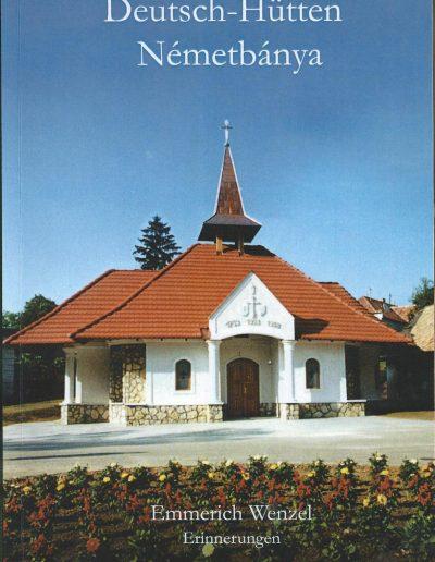Wenzel Imre könyve