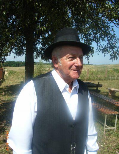 Bakonyi Lajos erdész