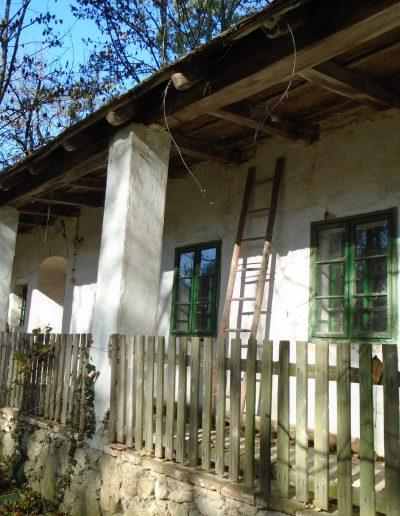 Az egykori erdészeti központ, később Kiszlinger Ferenc háza