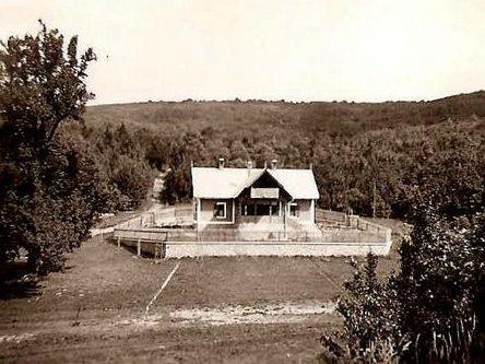 régi vadászház