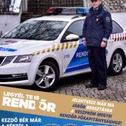 Rendőrképzés
